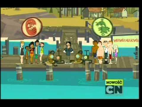 Totalna Porażka :Zemsta Wyspy-Odcinek 5 ''Ahoj,zdrajcy!''(część 1/2)