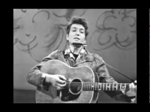 "Bob Dylan - ""Blowin' in the Wind"""