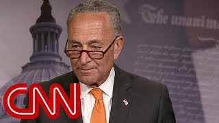 Schumer: Possibility that Putin has damaging info on Trump - CNN