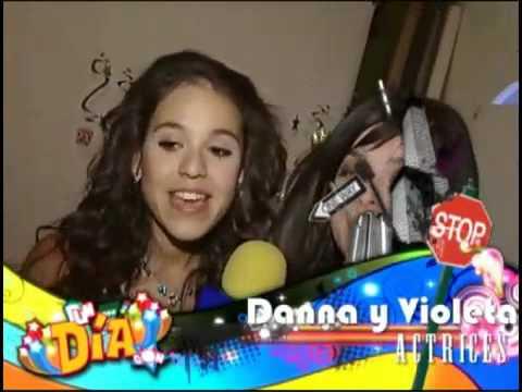 Un Dia Con Danna Paola y Violeta Isfel Parte 3