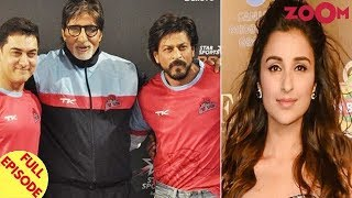 Shah Rukh Khan DEFENDS Big B and Aamir | Parineeti gets MIFFED with an entertainment portal & more - ZOOMDEKHO