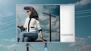 Fall-Winter 2018/19 Eyewear Campaign — CHANEL - CHANEL