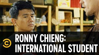 Discovering the Joy of Bubble Tea - Ronny Chieng: International Student - COMEDYCENTRAL