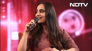 Watch: Kusha Kapila Brings Out Her Superhit Alter Ego At #NDTVYuva - NDTV