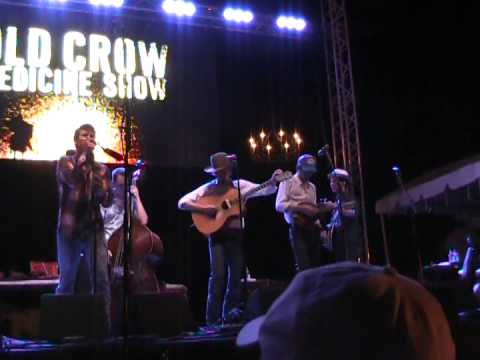 Old Crow Medicine Show at Papa Joe's Banjo-B-Que Music Festival 05/28/2011 (1 of 3)