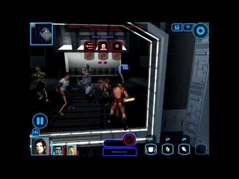 Star Wars: Knights of the Old Republic iOS iPad Gameplay Review - AppSpy.com