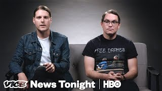"DeafHeaven Returns With Their First Hit Since 2015, ""Honeycomb"" (HBO) - VICENEWS"