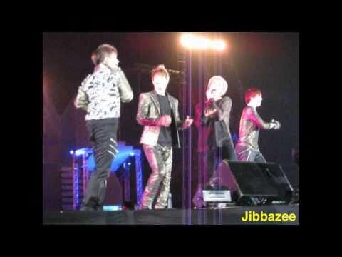 [FANCAM] 110312 MBLAQ - Oh Yeah @ MBC Music Wave In Bangkok