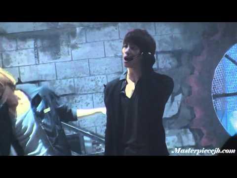 [HD][FC][101009] SHINee JongHyun - Hello @ MB Rehearsal -vYibL0v0OfU