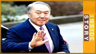 🇰🇿 Why did Kazakh President Nursultan Nazarbayev resign? | Inside Story - ALJAZEERAENGLISH