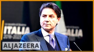 🇮🇹 Italy: Five Star Movement, League seek approval for their PM pick | Al Jazeera English - ALJAZEERAENGLISH