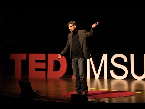 TEDxMSU Why are you here?: Finding purpose to persist in education and life