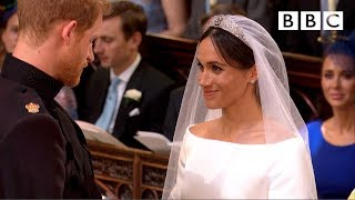 Stand by Me   Prince Harry and Meghan Markle exchange vows - The Royal Wedding - BBC - BBC