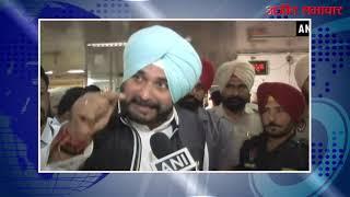 video:अमृतसर: कैबिनेट मंत्री नवजोत सिंह सिद्धू से विशेष बातचीत