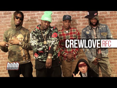 R.F.C. - Crew Love: Smoke DZA & R.F.C.