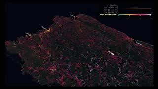 NASA's Black Marble Maps Puerto Rico's Energy Use After Hurricane Maria - NASAEXPLORER
