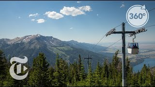 360 Travel Postcard: 8,150 Feet Above Oregon  | The Daily 360 | The New York Times - THENEWYORKTIMES
