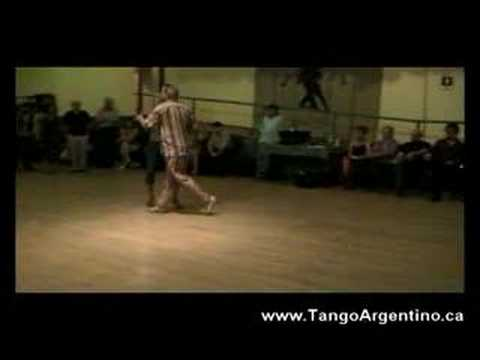 Club Milonga Class - Forced Crosses