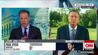 John Kasich Full State of the Union interview - CNN