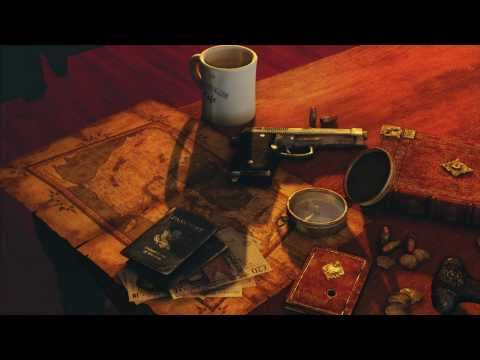 UNCHARTED 3: Drake's Deception teaser - Spike VGA 2010 [Official HD]