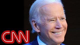 Biden: I would 'beat the hell' out of Trump if in high school - CNN