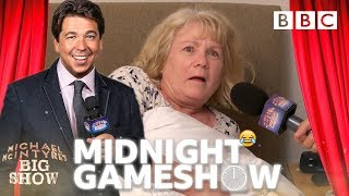 Michael McIntyre pranks sleeping fan in bed I Michael McIntyre's Big Show - BBC - BBC