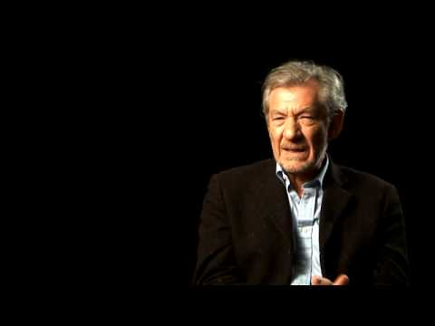 Sir Ian McKellen explains the opening speech of Richard III