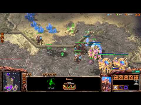 Destiny, Minigun play 2v2 [Game 2] - Starcraft 2 Ladder