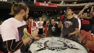 'It's our home': D.C. says goodbye to RFK Stadium - WASHINGTONPOST