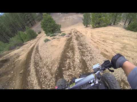 GoPro Hero 3 Black Edition ** Banshee on the Hill Climb at Potato Buttes Sneak Preview **