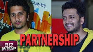 Riteish Deshmukh to produce Mohit Suri's Biopic - Bizz Wrap
