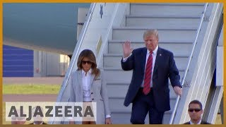 🇺🇸 🇷🇺 Helsinki: Trump has 'low expectations' for Putin meeting | Al Jazeera English - ALJAZEERAENGLISH