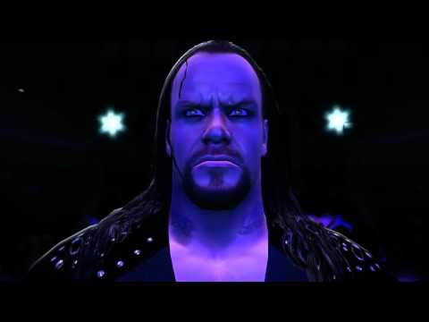 WWE 13 - Attitude Era Undertaker's Entrance + Finishers! (WWE 13 Gameplay)