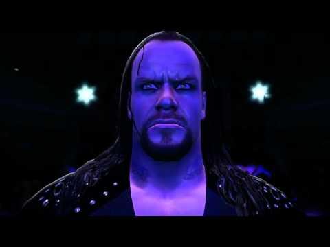 WWE 13 - Attitude Era Undertaker's Entrance + Finishers! (WWE 13 Gameplay)