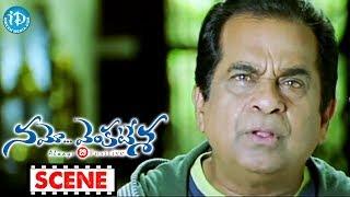 Namo Venkatesa Movie Scenes - Venkatesh Mocking Jaya Prakash Reddy || Brahmanandam - IDREAMMOVIES