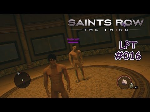 Saints Row: The Third #016 Nackt die Party stürmen [German/LPT/FullHD/PC]