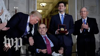 Lawmakers honor Bob Dole at Congressional Gold Medal ceremony - WASHINGTONPOST