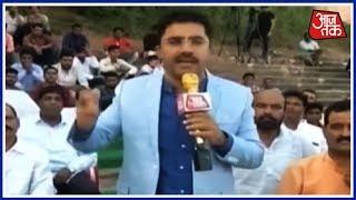 उज्जैन में 'दंगल चुनाव स्पेशल' | Dangal Rohit Sardana के साथ - AAJTAKTV