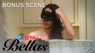 Nikki Bella Gets Frightened in Old Torture Chamber | Total Bellas | E! - EENTERTAINMENT