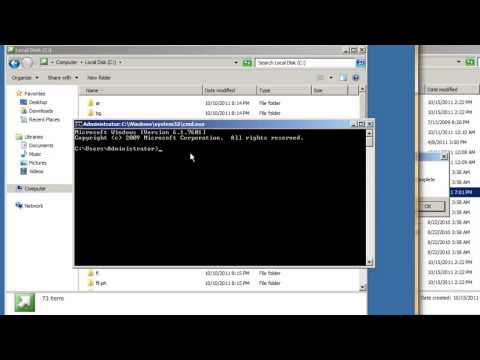 [HD] How to install Microsoft Exchange Server 2010 SP1 on Virtual Box [1/2]