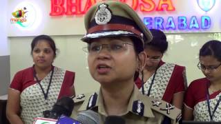 IPS Additional CP Crimes Sri Swati Lakra Speaks About Bharosa Annual Meeting | Mango News - MANGONEWS