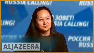 🇨🇳Huawei CFO's arrest rattles investors, markets tumble l Al Jazeera English - ALJAZEERAENGLISH