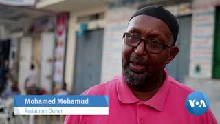 Business Owners Resilient On Al-Shabab's Most Targeted Street - VOAVIDEO