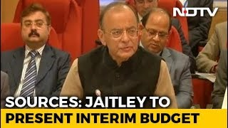 Arun Jaitley Will Return From US To Present Interim Budget, Say Sources - NDTV