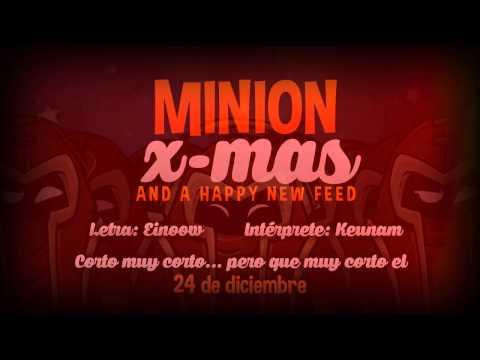 Minion Xmas | Carol of the Bells (League of Laughs) ft. Keunam & Einoow