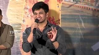 Nikhil's Arjun Suravaram Press Meet | TFPC - TFPC