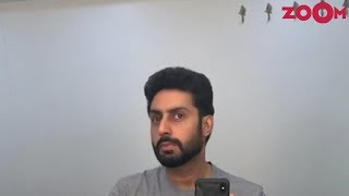 Abhishek Bachchan shares his new look for an upcoming film & more! | Bollywood News - ZOOMDEKHO