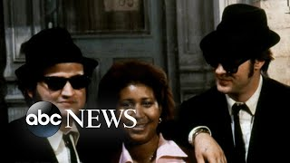 Aretha Franklin makes acting debut with 'Blues Brothers' role: Part 3 - ABCNEWS