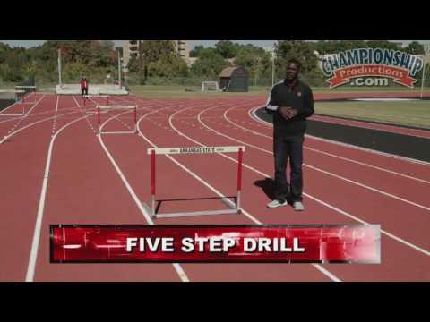 Championship Speed and Power Drills: Hurdles - Jarius Cooper