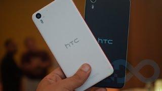نظرة شاملة على الهاتف المحمول HTC Desire Eye